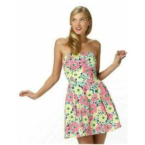 Lilly Pulitzer Felicity Doodlebug Daisy Mini Dress